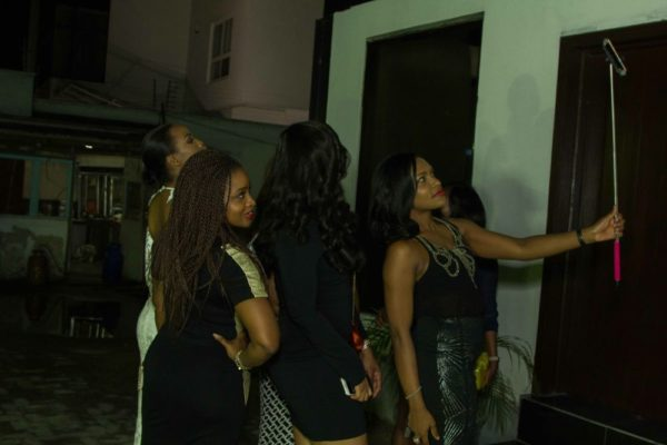 Vapours Night Club The League of Leading Ladies Party - Bellanaija - March2015033