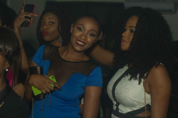 Vapours Night Club The League of Leading Ladies Party - Bellanaija - March2015041