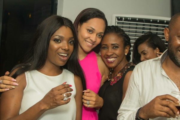 Vapours Night Club The League of Leading Ladies Party - Bellanaija - March2015081