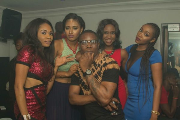 Vapours Night Club The League of Leading Ladies Party - Bellanaija - March2015091