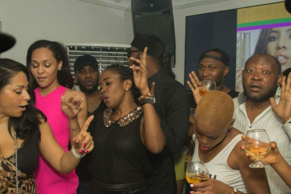 Vapours Night Club The League of Leading Ladies Party - Bellanaija - March2015105