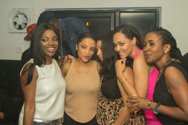 Vapours Night Club The League of Leading Ladies Party - Bellanaija - March2015110