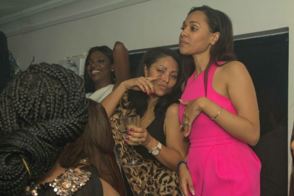 Vapours Night Club The League of Leading Ladies Party - Bellanaija - March2015129