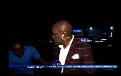 Vuyo Robbed Live TV