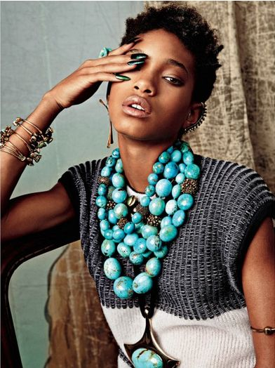Willow Smith for CRFashion Book Issue 6 - BellaNaija - March 2015001