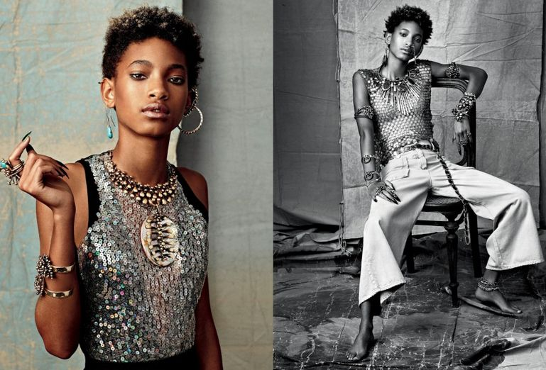 Willow Smith for CRFashion Book Issue 6 - BellaNaija - March 2015003