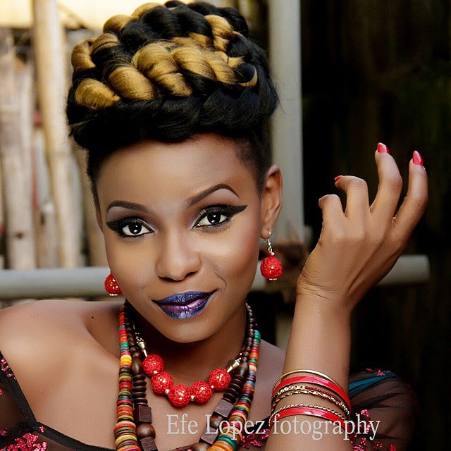 Yemi Alade March Bellanaija 03 Beyonce Tiwa Savage Braids