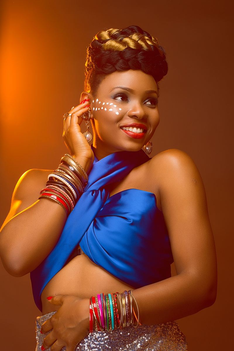 New video yemi alade it 39 s in you bellanaija for New pictures