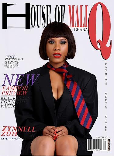 Zynnell Zuh Covers House of Maliq - BellaNaija - March 2015