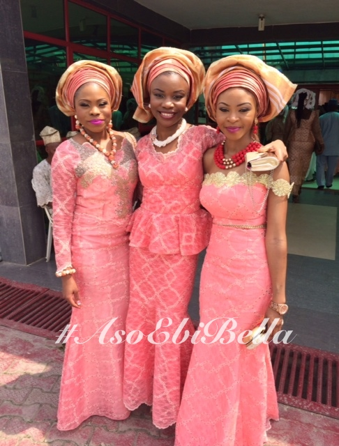 (m) gele and beads by @austasconcepts (l&r) makeup by BM Pro