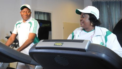 president jonathan and patience