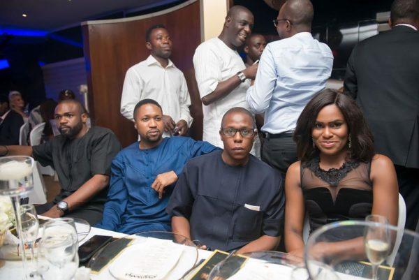 Jide Adenuga, Ugo Okoye, Bolaji Folawiyo & Vixen