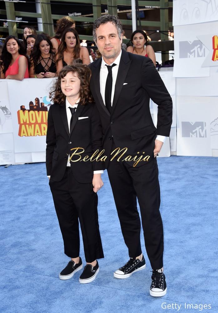 Mark Ruffalo & Bella Ruffalo