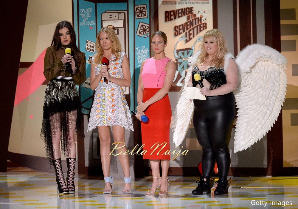 2015 MTV Movie Awards  on  BellaNaija001