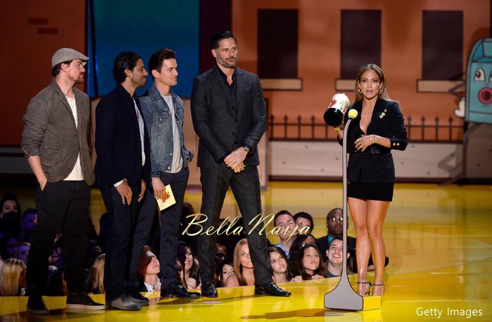 2015 MTV Movie Awards  on  BellaNaija012