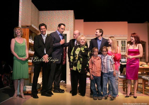 Cast of Everybody Loves Raymond in 2005