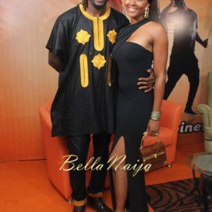Osas Ighodaro & Gbenro Ajibade