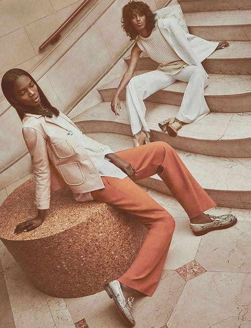 Aamito Stacie Lagum for W Magazine - BellaNaija - April2015