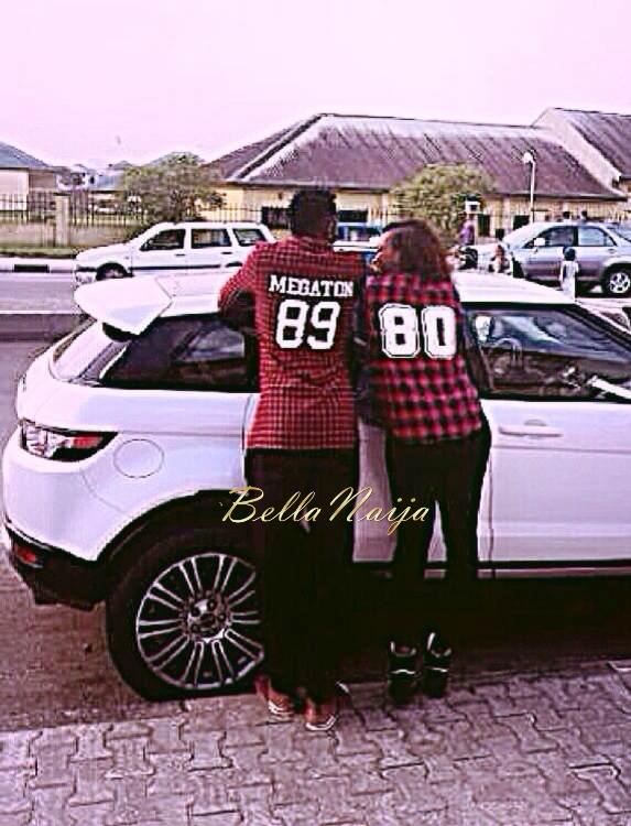 Aaron Samuel Olanare & Queen Layefa BN001