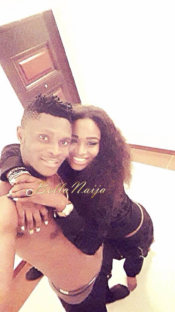 Aaron Samuel Olanare & Queen Layefa BN002