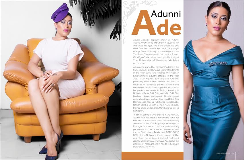 Adunni Ade & Bryan Okwara for La Mode Magazine - BellaNaija - April2015003
