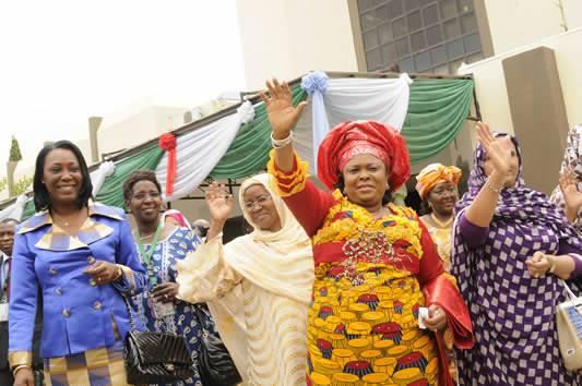 African Ladies Peace 2