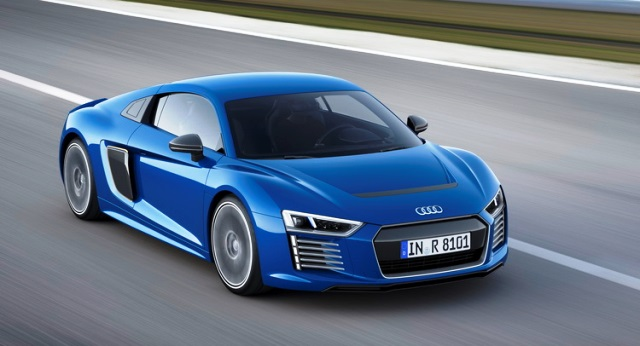 audi r8 e tron 3 - Super Fast Cars