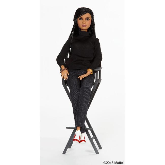 Ava DuVernay Barbie Doll - BellaNaija - April2014