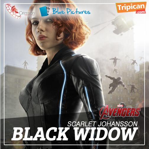 Avengers Age of Ultron Black Widow - BellaNaija - April2015