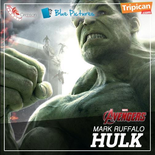 Avengers Age of Ultron The Hulk - BellaNaija - April2015