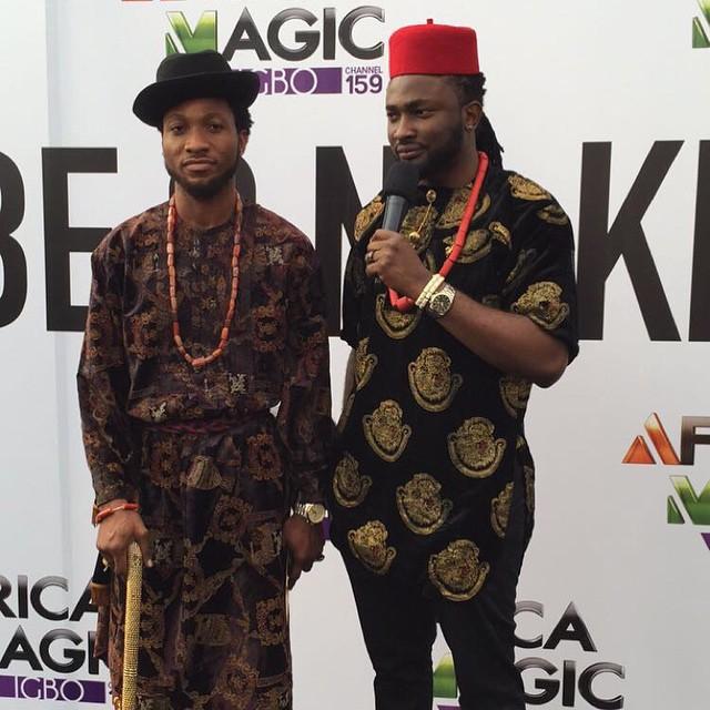Uti Nwachukwu & Kingsley Nwachukwu