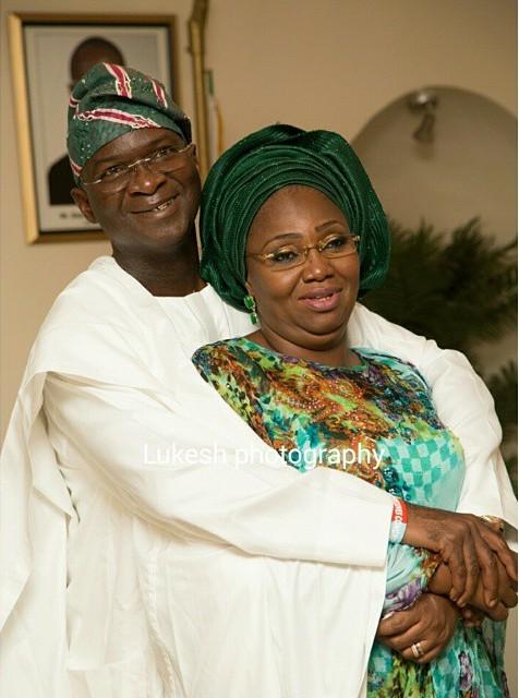 Babatunde Raji Fashola & Abimbola Fashola 1