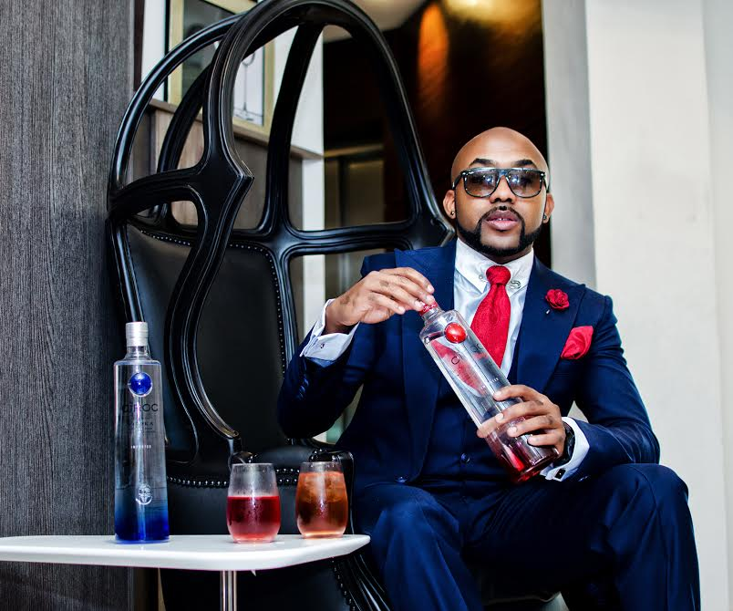 Banky W Ciroc Ultra Premium Vodka Promo Shots - BellaNaija - April2015