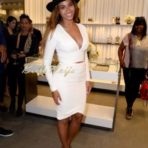 Beyonce at Giuseppe Zanotti Beverly Hills Store Opening - Bellanaija - April2015001