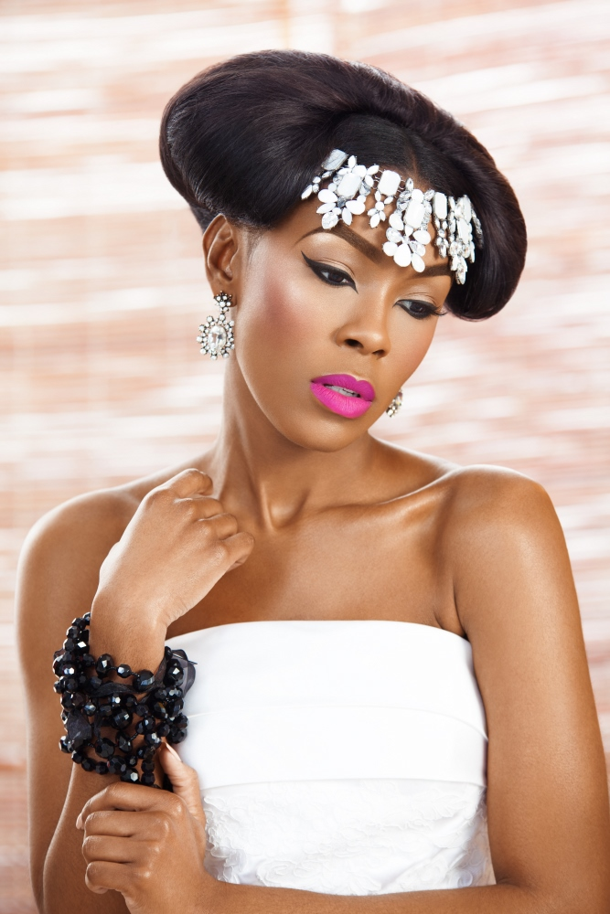 Bridal Beauty by Joy Adenuga on BellaNaija 1