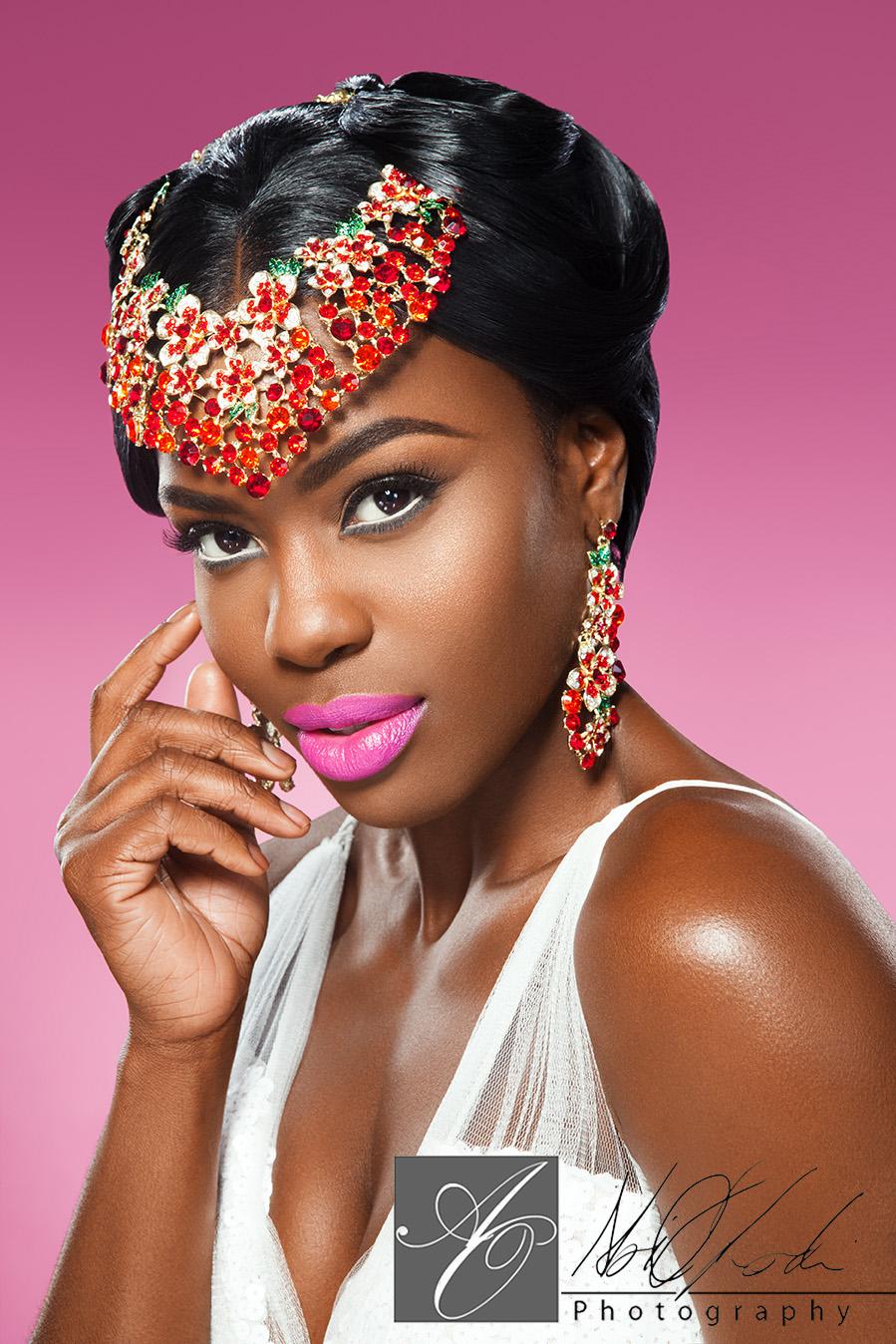 Bridal Beauty by Joy Adenuga on BellaNaija 2