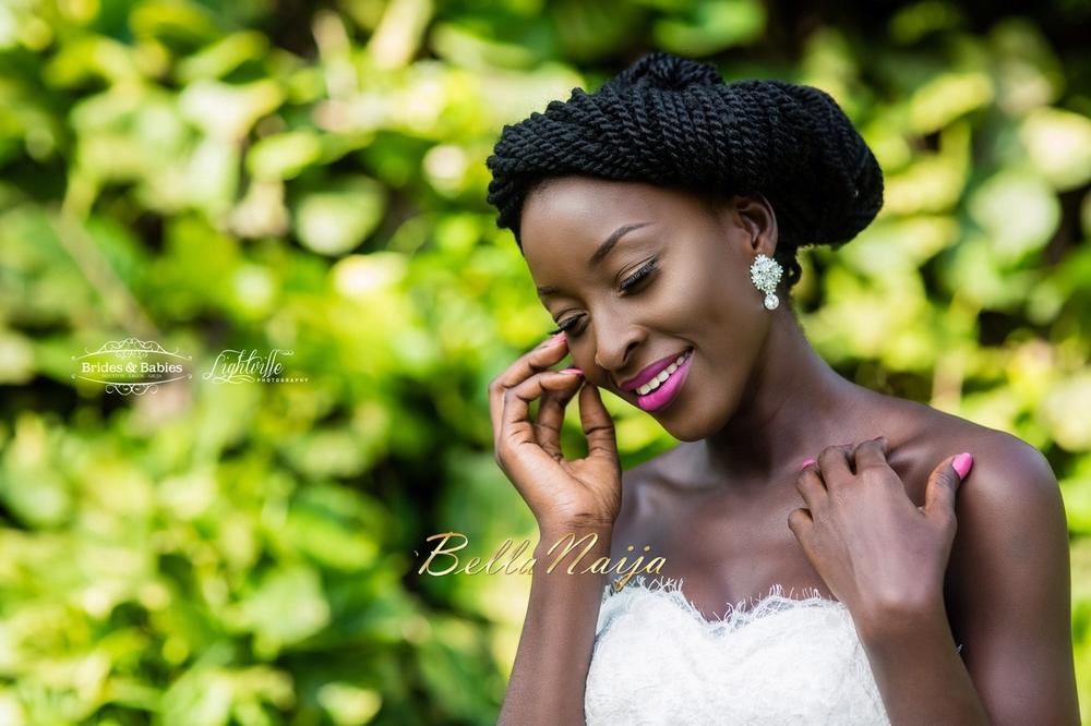 Brides & Babies Wedding Dresses 2015 on BellaNaija002