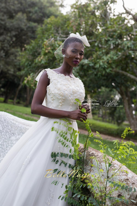 Brides & Babies Wedding Dresses 2015 on BellaNaija005