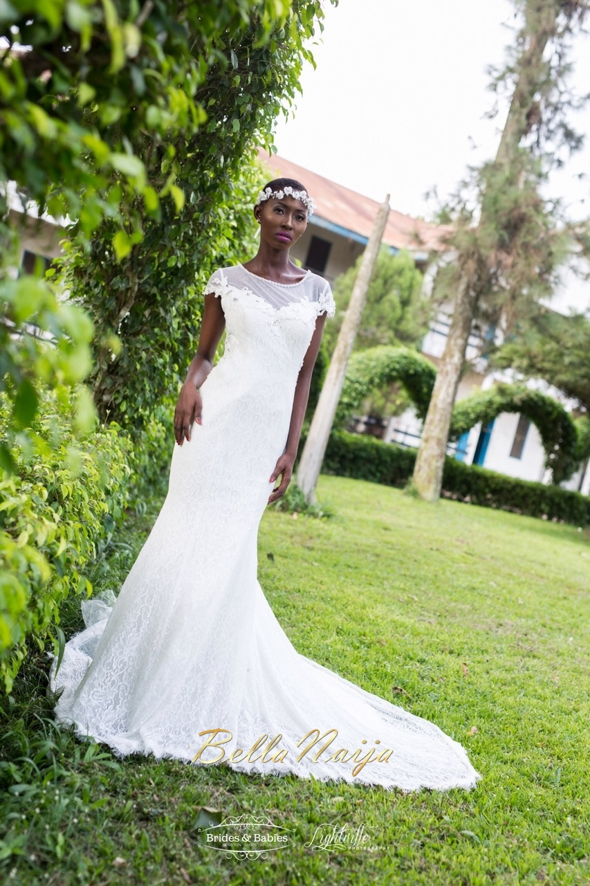 Brides & Babies Wedding Dresses 2015 on BellaNaija007