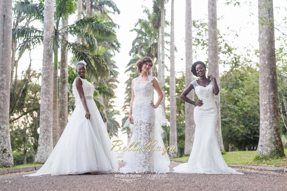 Brides & Babies Wedding Dresses 2015 on BellaNaija010
