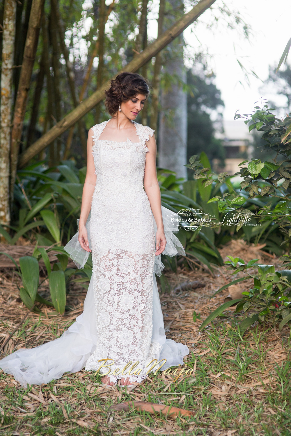Brides & Babies Wedding Dresses 2015 on BellaNaija013