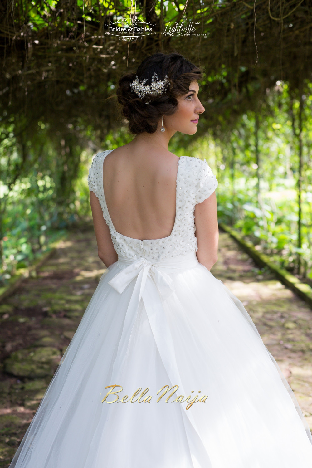 Brides & Babies Wedding Dresses 2015 on BellaNaija014