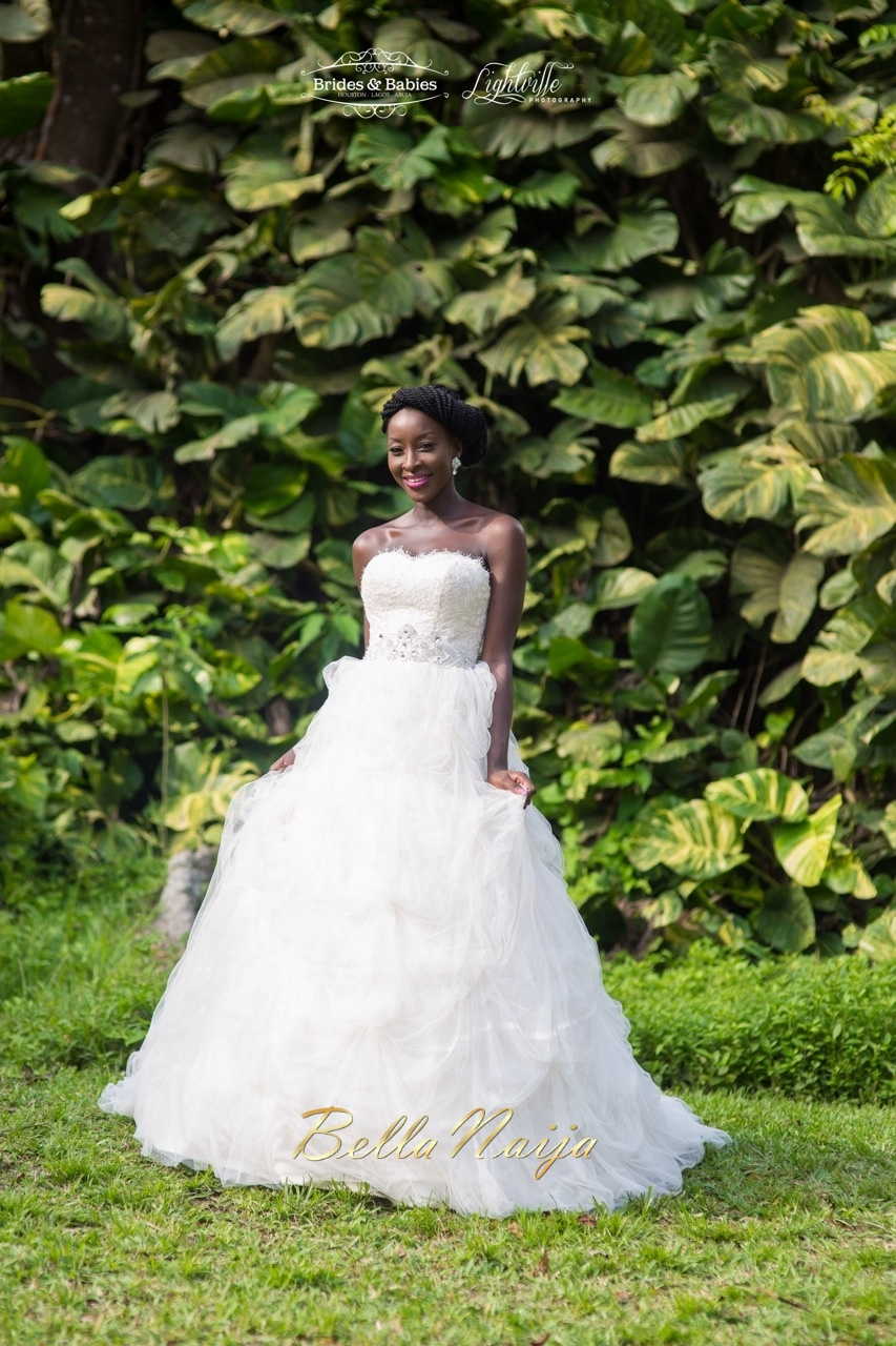 Brides & Babies Wedding Dresses 2015 on BellaNaija021