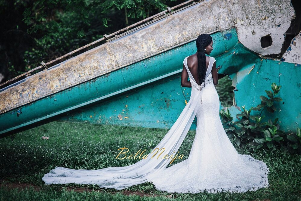 Brides & Babies Wedding Dresses 2015 on BellaNaija022