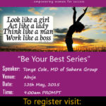 Bubez Be Your Best Series - BellaNaija- April 2015001