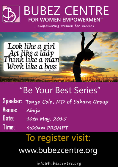 Bubez Be Your Best Series - BellaNaija- April 2015001