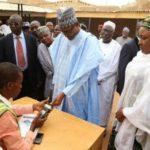 Buhari Accreditaion 1