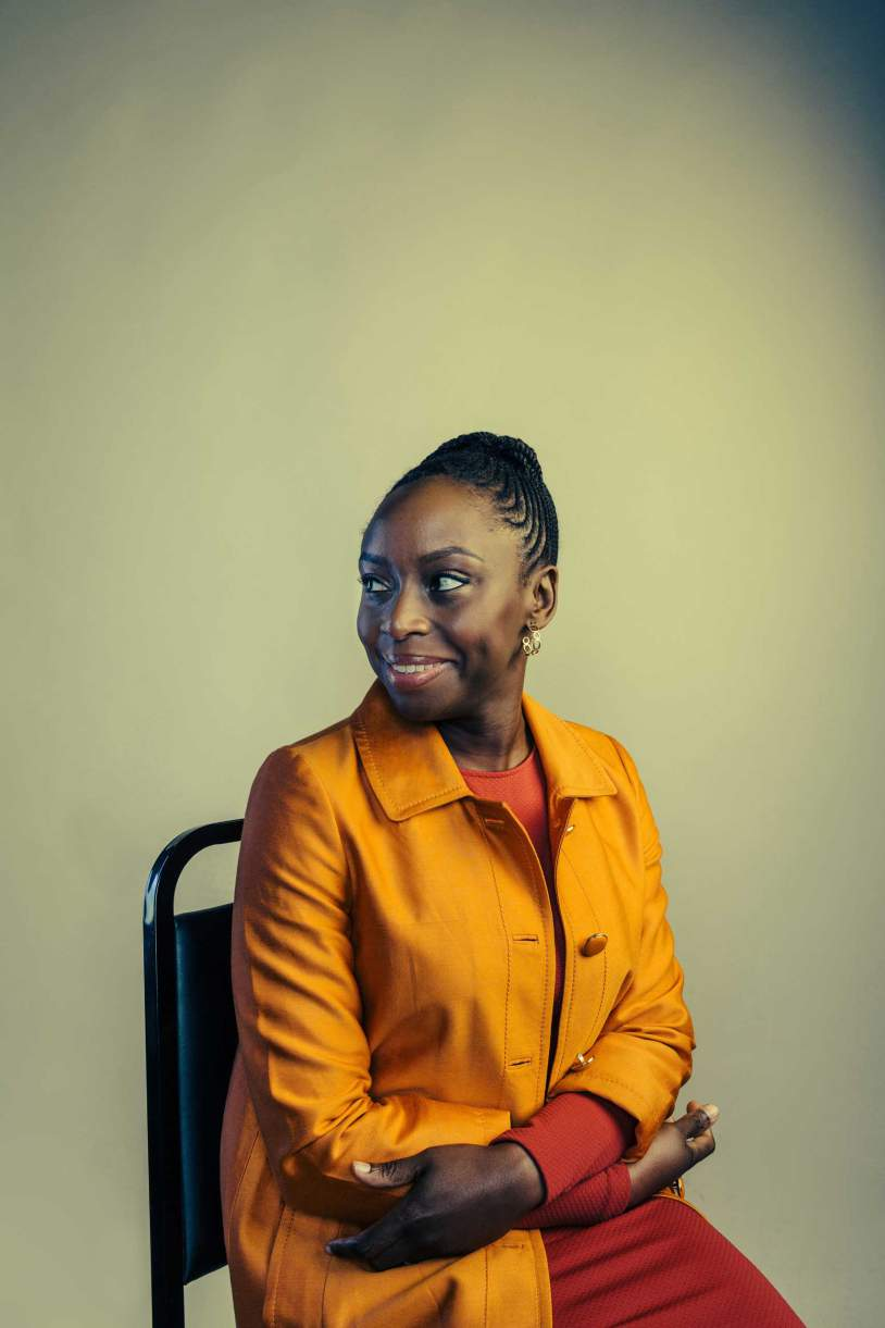 a biography of chimamanda adichie a nigerian novelist Inspired by nigerian history and tragedies all but forgotten by recent generations of westerners, chimamanda ngozi adichie's novels and stories are jewels in the crown of diasporan.