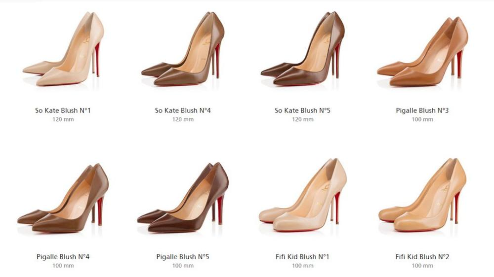 Christian Louboutin Nudes Collection - BellaNaija - April2015