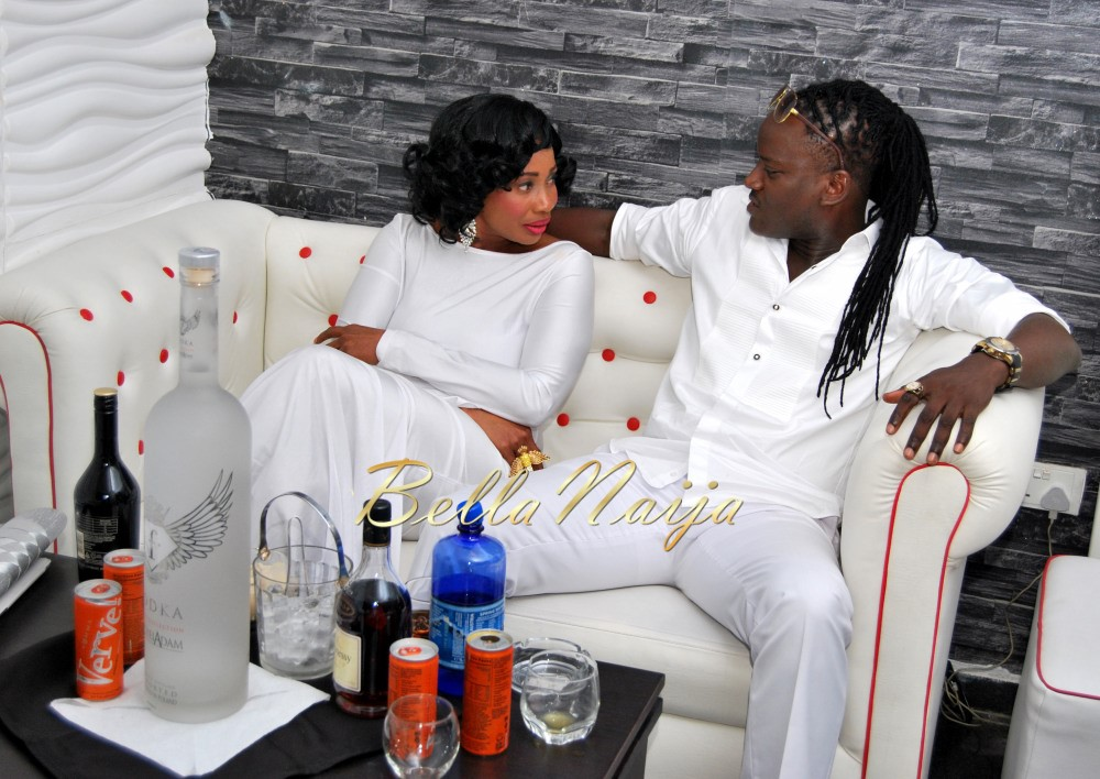 Clarion Chukwurah & Aquila Njamah Production Birthday White Party 2015001